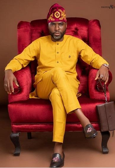 Actor Ibrahim Chatta Celebrates 50th Birthday With Amazing Photos — Global  Times Nigeria