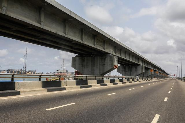 curfew lagos, empty road