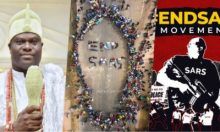 "#EndSARS Protesters: ""It is time to retreat to avoid hijacking"" – Ooni of Ife Pleads"