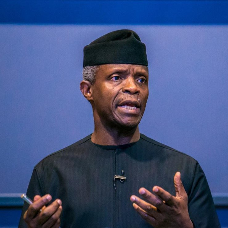 """#EndSARS: """"FG is sensitive and thoughtful about young Nigerians"""" – VP Osinbajo"""