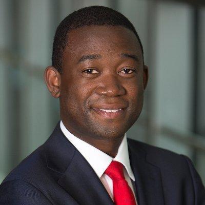 Adewale Adeyemo Deputy Secretary of Treasury