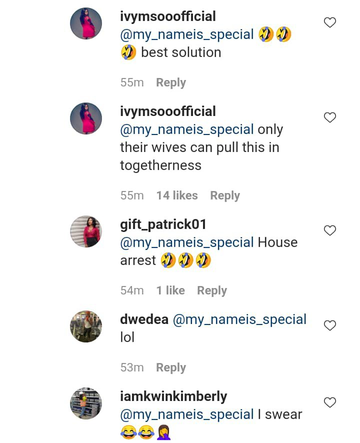 'Make Them Just Lock Both Of Them For One Room For Days'- Fan Suggests The Way P Square Re-Unite After Their Fight Img-20201118-wa00116461495917466617376