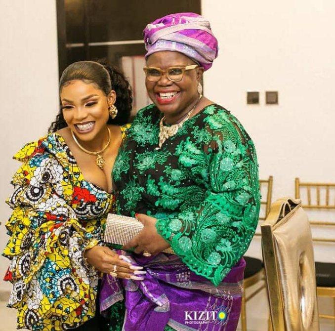 Iyabo Ojo mourns her mother