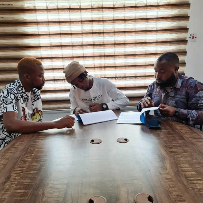 Laycon bags new endorsement deal