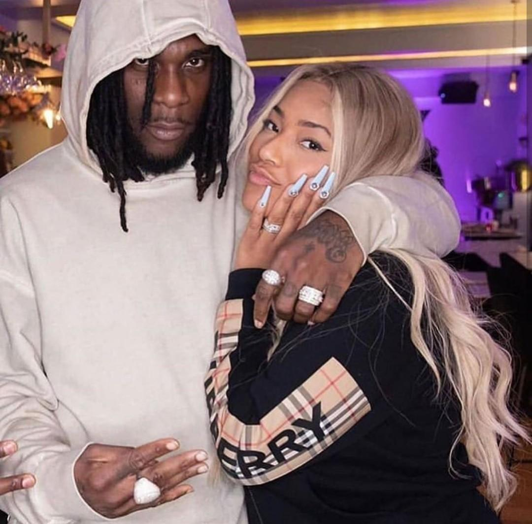 Burna Boy's alleged side chick of two years, Jopearl exposes him for cheating (Video) 2