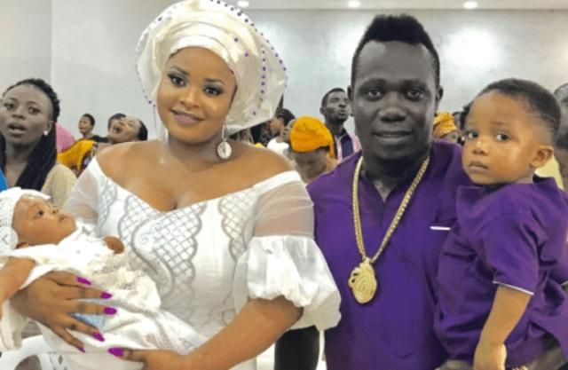 """Liar, post your evidence"" - Duncan Mighty's sister-in-law, Maria debunks singer's claims"