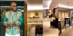 Billionaire's son, Kiddwaya shows off interior of his luxury apartment in Dubai (Video)