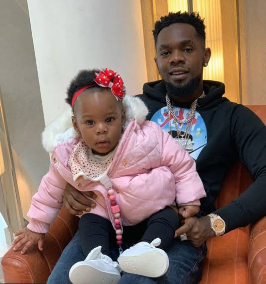 """""""Fatherhood brought out the best in me"""" - Patoranking"""