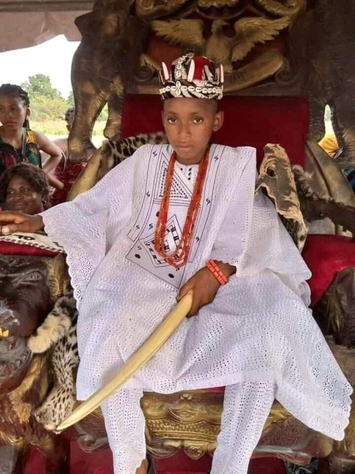 Youngest Child King Anambra