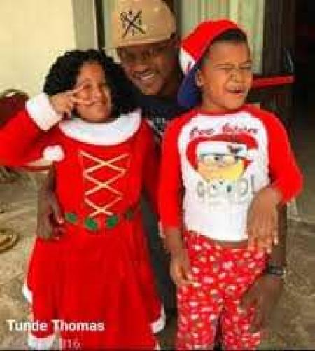 FCMB Moyo Father Kids
