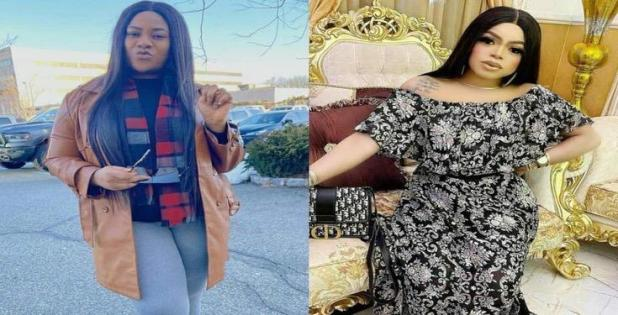 Mompha Reacts To Bobrisky And Nkechi Blessing Fight