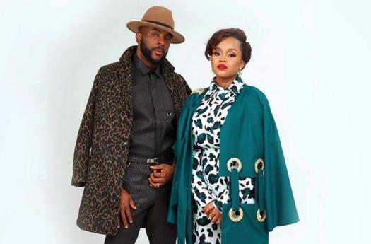Ebuka and his wife celebrate anniversary