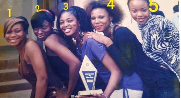 Nollywood actress Bidemi Kosoko shares throwback photo