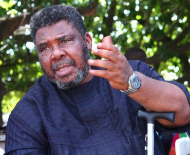 Pete Edochie constantly beats and cheats on his wife
