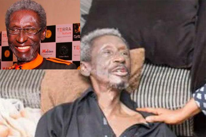 Vetaran actor, Sadiq Daba is dead after battling long time illness