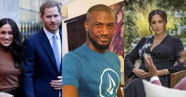 Peter Okoye is an example of men that stood by their wives