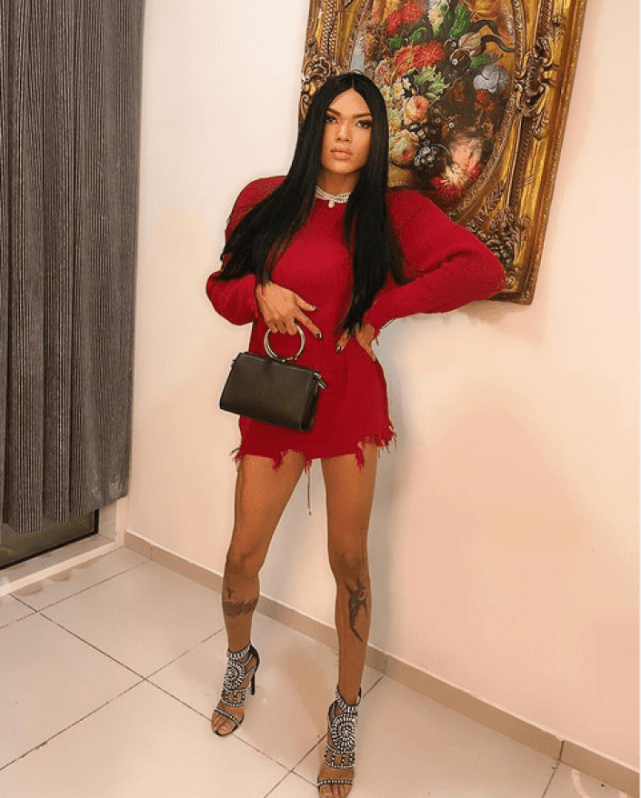 """I'll finish Naira Marley's money with only shopping"" - Goldtiful"