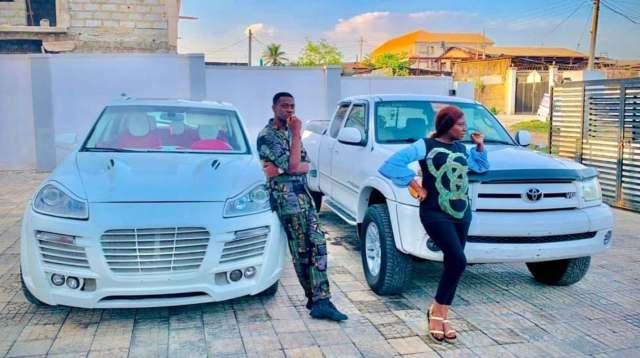 Adedimeji Lateef and Adebimpe Oyebade acquire new cars on same day