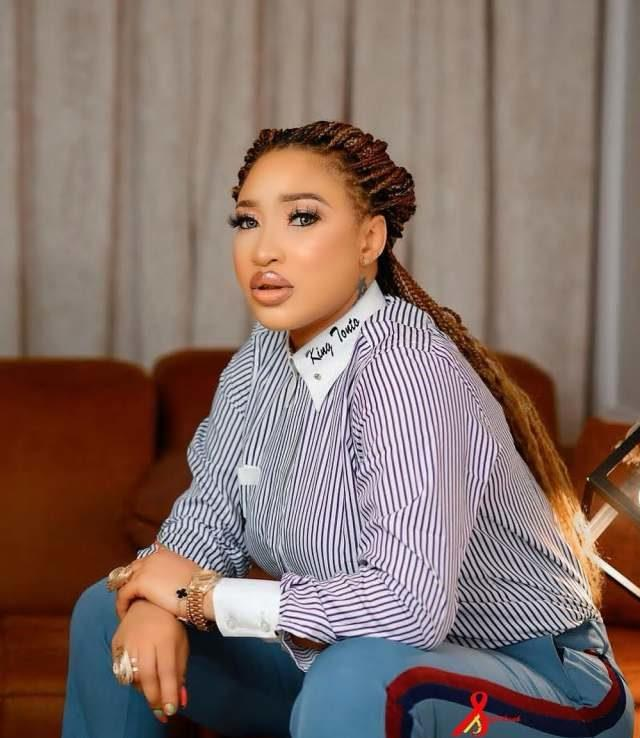 """""""I don't argue with those that will reduce my IQ"""" – Tonto Dikeh throws shade"""