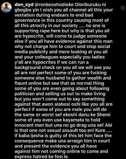 Ronke Oshodi-Oke Someone's husband wealth