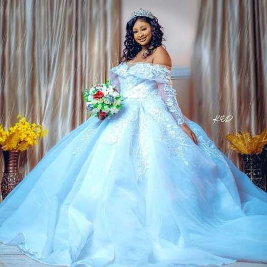 Etinosa Idemudia's marriage crashes barely six months after secret wedding