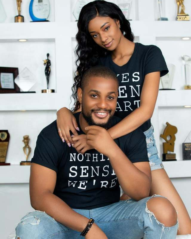 Alex Ekubo announces wedding plan, set to tie the knot with Fancy this year