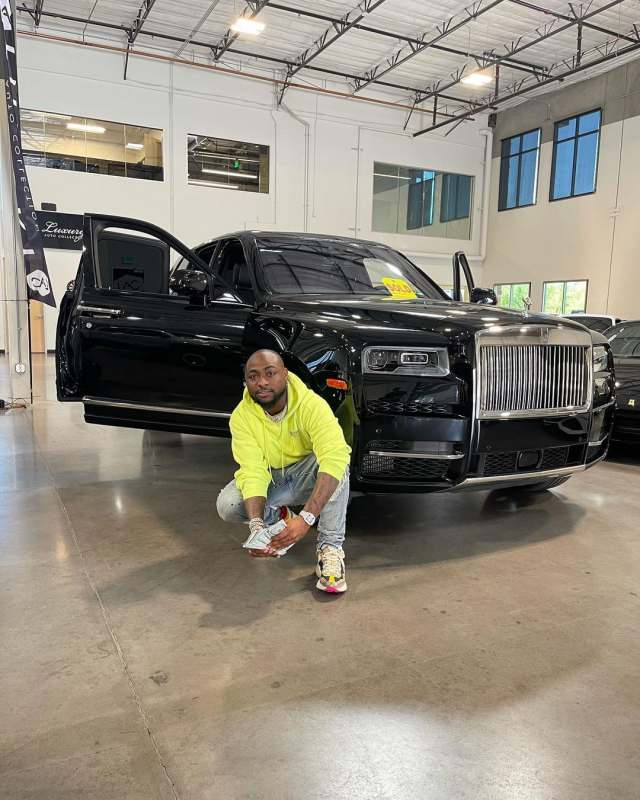 I don't use my father's money for hype - Shatta Wale shades Davido over his new Rolls Royce