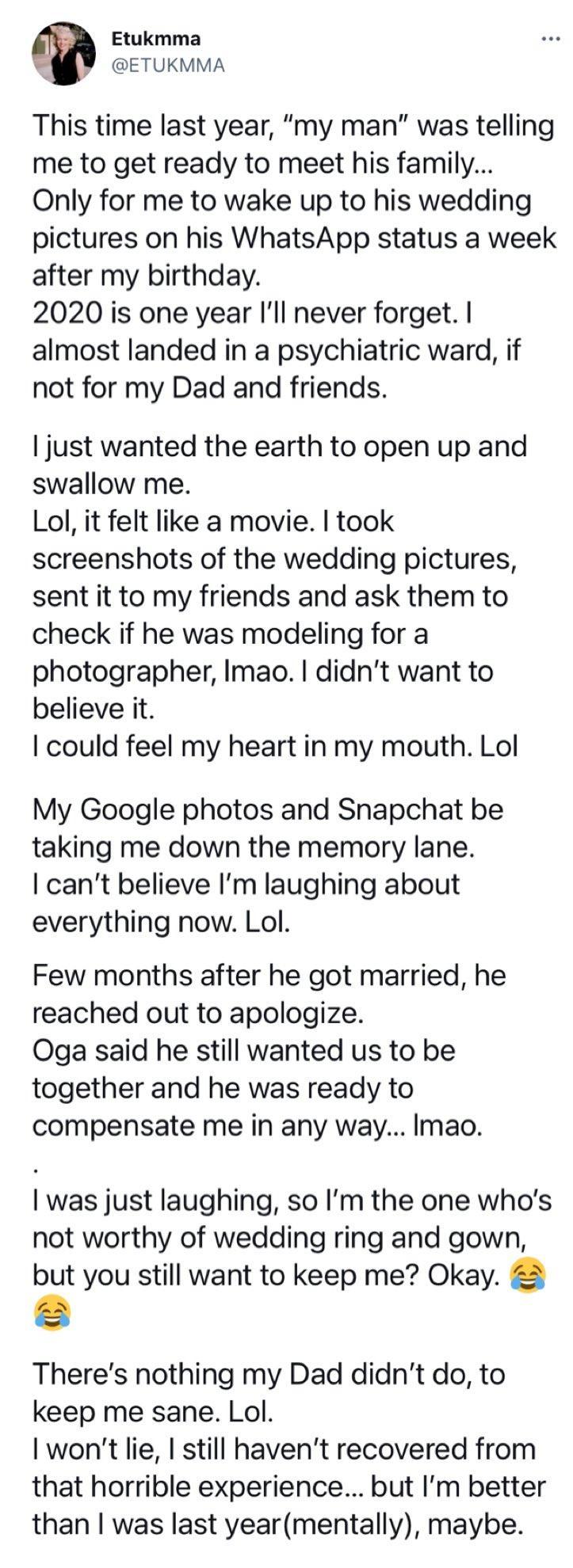 Twitter Wedding Photos Family Man
