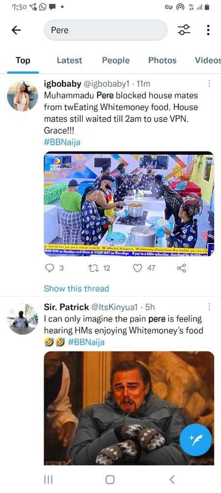 Viewers WhiteMoney react