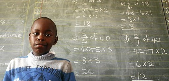 This 10-year-old boy solves mathematics faster than calculator