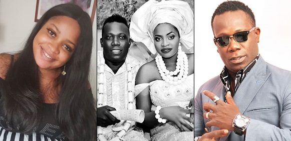 ''You Did Me A Favor Saying Yes'' Duncan Mighty Tells Wife Vivien As He Celebrates Her On His IG Page