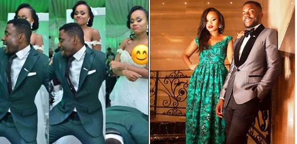 'Marrying you is still by far the best decision I've ever made'- Ebuka and wife celebrate their third wedding anniversary
