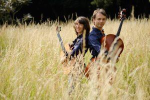 Edenwood duo 'Romantico' @ Begijnhof Diksmuide  | Diksmuide | Vlaanderen | België