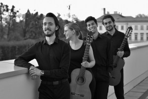 Mozaik Guitar Quartet - huiskamerconcert @ Gitaarsalon in Gent | Gent | Vlaanderen | België