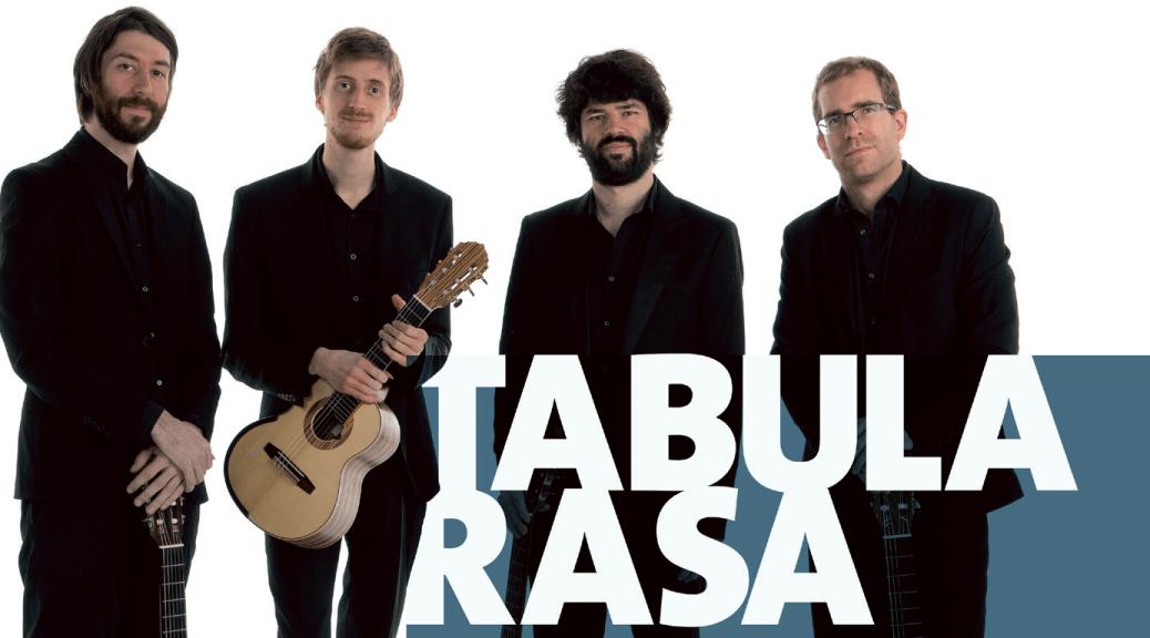 Tabula Rasa album Cover