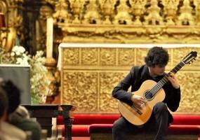 Concert van de winnaar van Andrés Segovia Guitar Competition 2018 @ Muziekgebouw Eindhoven | Eindhoven | Noord-Brabant | Nederland