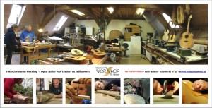 Open Atelierdag @ STRinGstruments WorXhop | Rumst | Vlaanderen | België