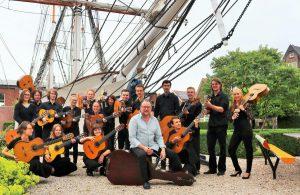 Concert 'Guitar Rhapsody…come together' Lelystad @ Locatie Kubus Centrum voor Kunst & Cultuur   Lelystad   Flevoland   Nederland