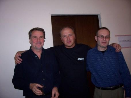 Bobo Stenson, Andrzej Chochół, Marcin Jahr