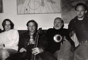 Mario Matysek, Andrzej Chochół, Andrzej Przybielski, Michał Zduniak