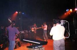 Jazz Trio - concert in hall in Kielce, recorded by TV 1993