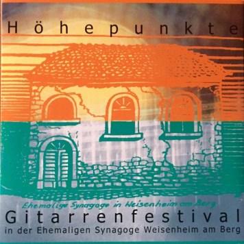 CD Höhepunkte Gitarrenfestival