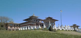Le Temple des mille Bouddhas