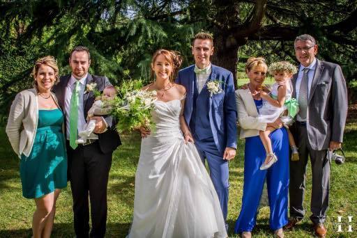 weddings welcomed by a lovely family