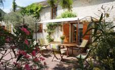 gite avec terrasse au calme à Poligny près Fontainebleau