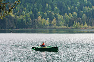 Lac et pêche