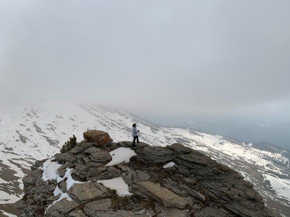 valle escursione monte nebin