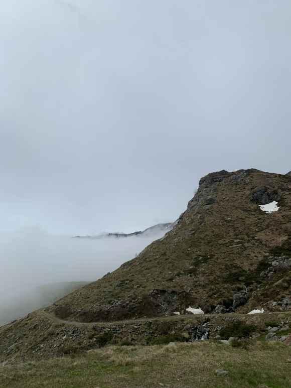 Percorso per la Rocca Moross nell'Alpe Bianca di Viù