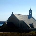 chapelle Saint They, pointe du Van