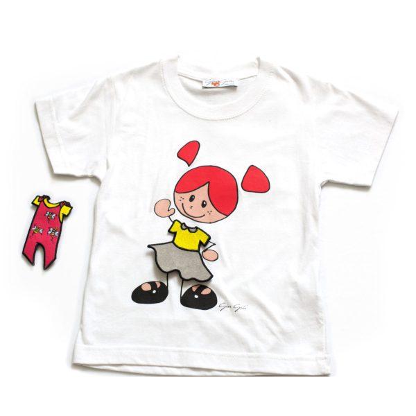 t-shirt Giu Giù